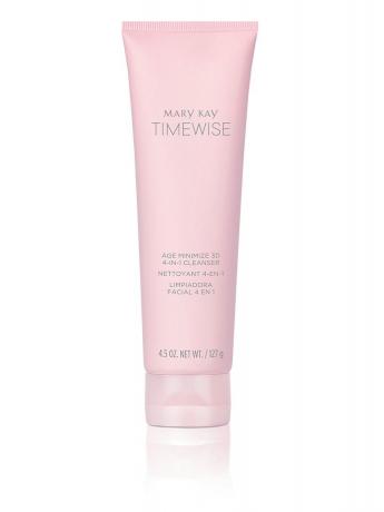 Очищающее средство TimeWise® «4-в-1» Age Minimize 3D™ для комбинированной и жирной кожи