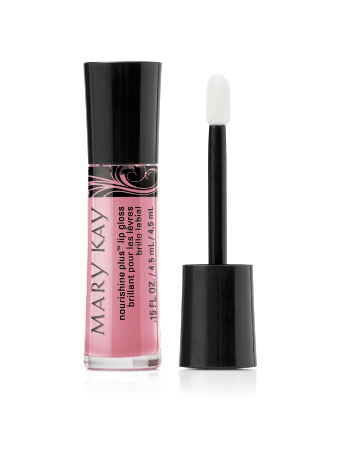 Блеск для губ NouriShine Plus® Розовое парфе (глянцевый)
