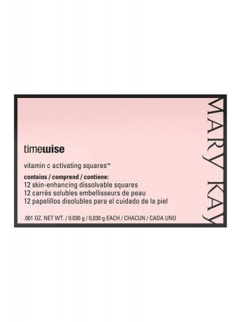 Растворимые полоски с витамином С TimeWise®